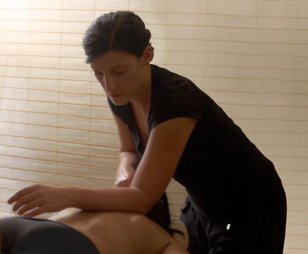 Catherine Hamilton - Therapeutic Massage in Barcelona
